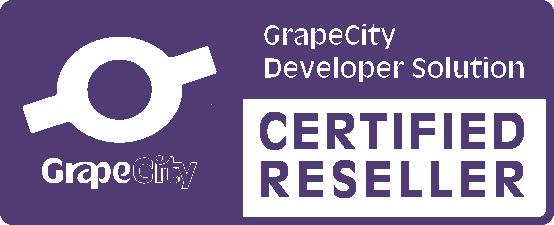 GrapeCity 台灣區白金級經銷商